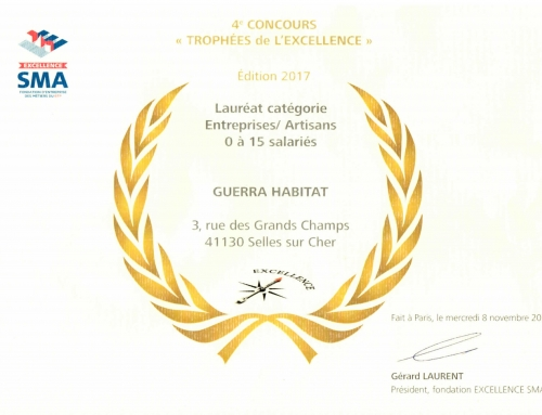 Trophées de l'Excellence SMA